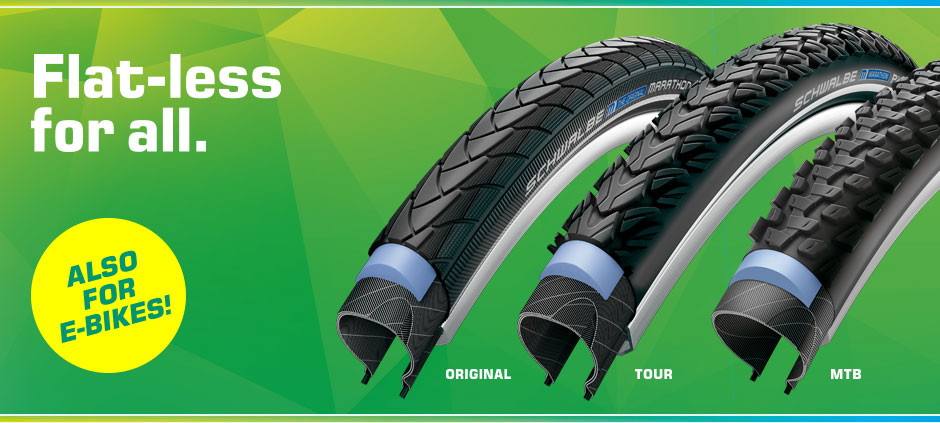 Tire For Less >> Schwalbe Unplattbar Schwalbe Professional Bike Tires