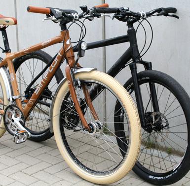 Big Bike Tubes AV