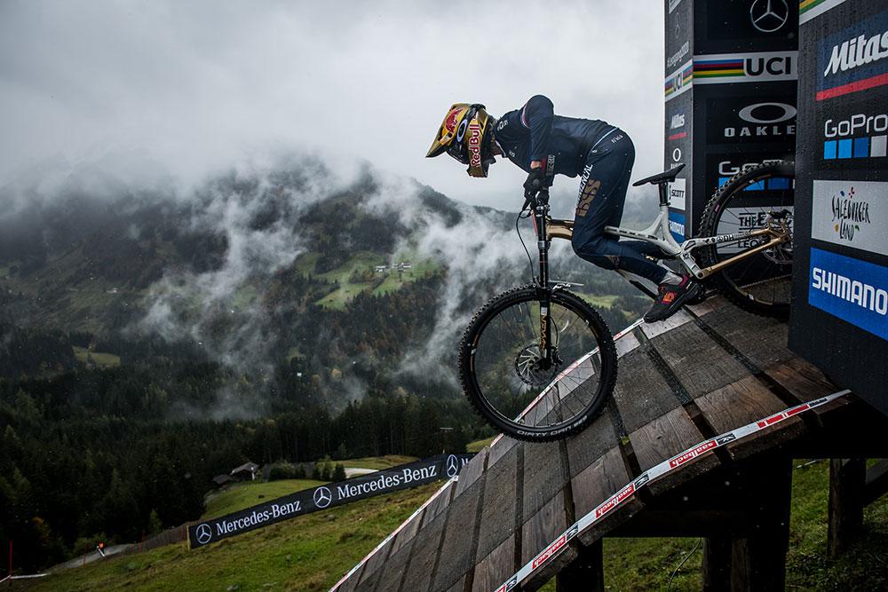 UCI Mountain Bike World Championshiüs 2020 in Leogang