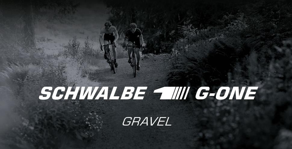 Schwalbe Gravel Reifen für alle Abenteuer