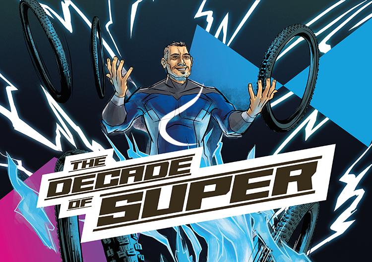 THE DECADE OF SUPER: FÜNF KARKASSEN, DIE ALLES VERÄNDERN