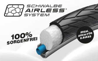 Airless - Nie wieder pumpen