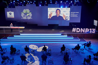 Deutscher Nachhaltigkeitspreis für Schwalbes Schlauch-Recycling